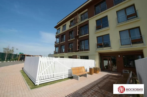 2 комнатная квартира 78 кв.м, д. Рогозинино, 24 км от МКАД - Фото 2