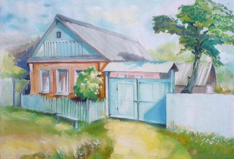 Дом в заводском районе