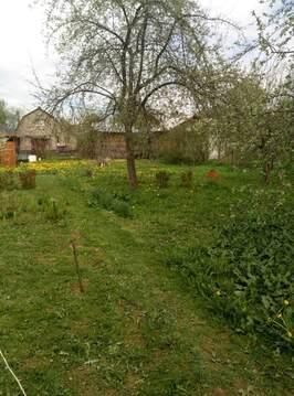 В черте г.Пушкино продается земельный участок площадью 8 соток - Фото 1