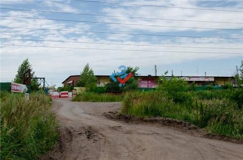 Производственная база 1394м2 с ж/д веткой 308м - Фото 1
