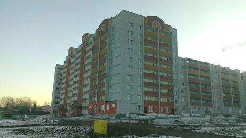 1к в Новосельцах (стройка д.5 по генплану) - Фото 1