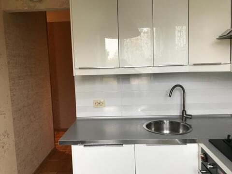 Двухкомнатная квартира 45 кв.м. г. Москва ул. Фомичевой дом 8к2 - Фото 5