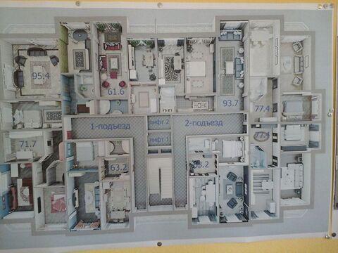 Продается квартира г.Махачкала, ул. Ирчи Казака - Фото 5