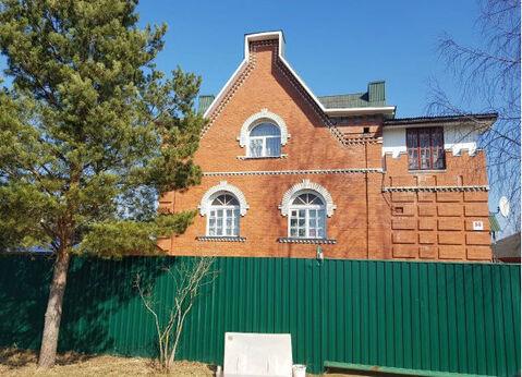 Зимний дом в Тосно - Фото 4