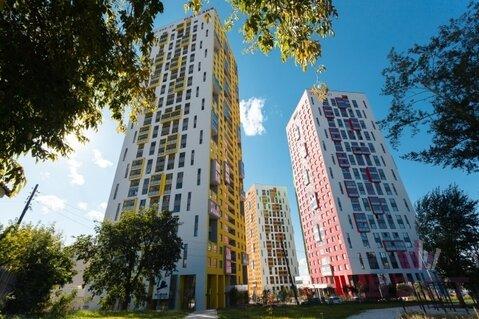Квартира, ЖК Малевич, ул. Маяковского, д.2е к.5 - Фото 3