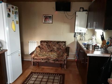 Продается жилой бревенчатый дом в мкр. Оргтруд, ул. Зеленая - Фото 5