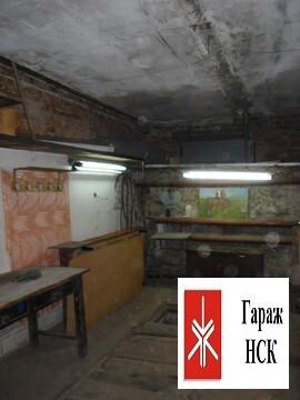 Продам капитальный гараж в ГСК Роща № 352. Академгородок, за ияф - Фото 5