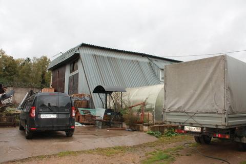 Сдам производственное помещение в Рузском районе - Фото 5