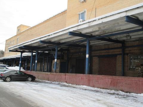 Москва, ул.Рябинова, д.41а, склад 225 - Фото 1