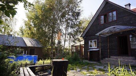 Коттедж с баней в пос. Холмистое - Фото 1