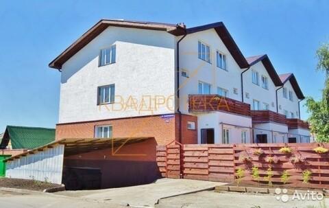 Продажа таунхауса, Новосибирск, Ул. Серафимовича - Фото 1