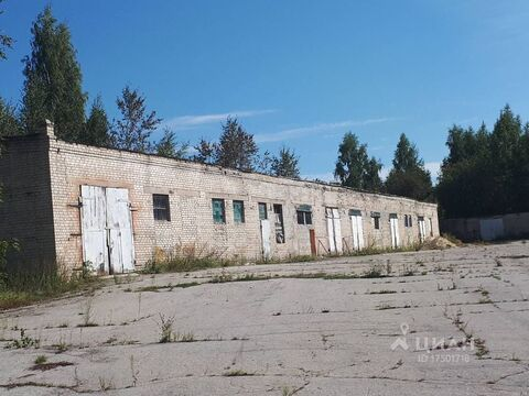 Продажа производственного помещения, Пронский район - Фото 1