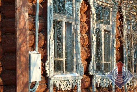 Дом из бревна 76 м2 в д. Алексино на ул. Центральной - Фото 5