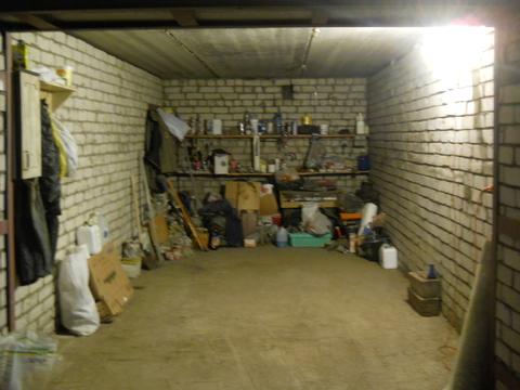 Продам гаражный бокс + хоз.кладовая в ГСК 771 - Фото 2