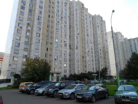 Объявление №60566418: Продаю 3 комн. квартиру. Москва, ул. Вешняковская, 14 к1,