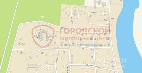 Участок в Новосибирская область, Новосибирский район, пос. . - Фото 1