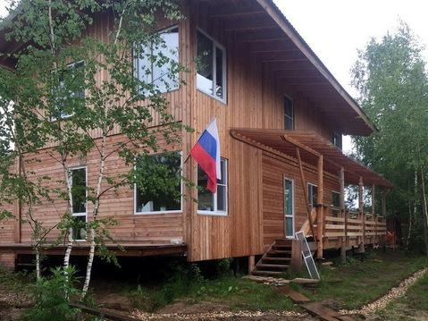 Дом под ключ в жилом СНТ, окруженном со всех сторон девственным лесом - Фото 2