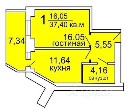 Продажа квартиры, Архангельск, Ул. Стрелковая - Фото 2
