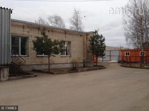 Продажа зданий площадью 6392 м с уч-ком 2,5 га. - Фото 4