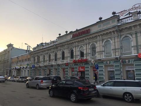Аренда торгового помещения, Иркутск, Ул. Карла Маркса - Фото 1