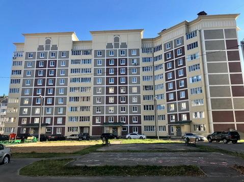 Квартира под ключ 41.5 кв.м. в г. Руза, ул. Федеративная 15 - Фото 1