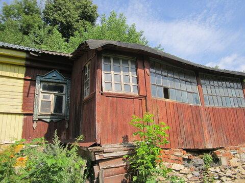 Продаю часть дом в г.Алексин на р.Ока - Фото 1
