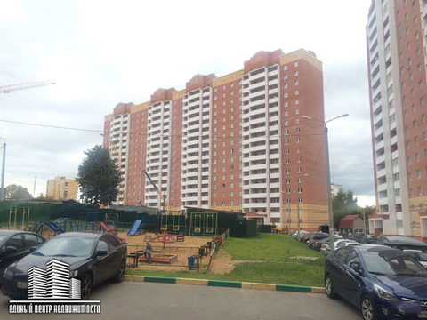 2к. квартира, г. Дмитров, ул. 2я Комсомольская д. 16 корп. 1 - Фото 1