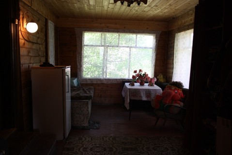 Бревенчатый дом в деревне Киржачского района - Фото 5