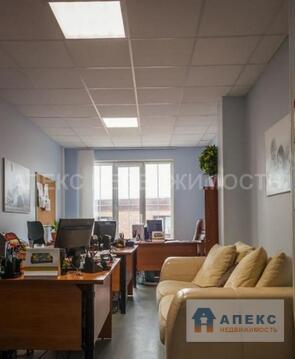 Аренда офиса 250 м2 м. Нагатинская в бизнес-центре класса В в Нагорный - Фото 5