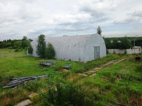 Производственно-складская база, в Химках, кв-л Кирилловка. - Фото 1