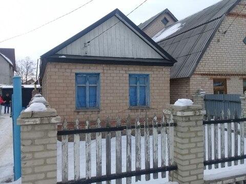 Дом 50м 3 комн, 4 сот, р-н Локомотив, ул. Ходакова - Фото 1