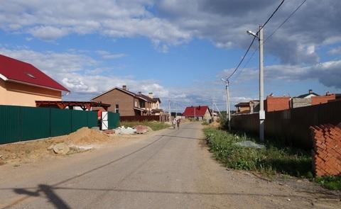 Участок, Калужское ш, 26 км от МКАД, Подмосковные вечера, Коттеджный . - Фото 4