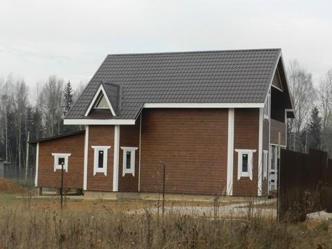 Дом в деревне (коттедж) по киевскому шоссе с магистральным газом - Фото 2