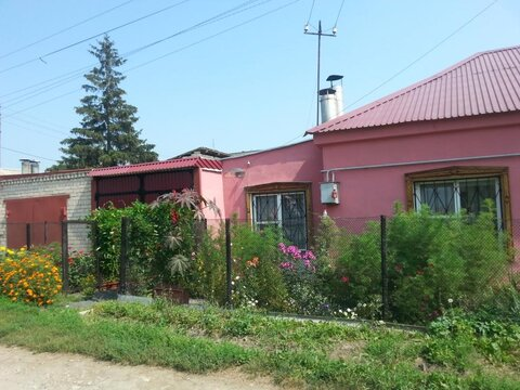 Дом 64 метра, улица Репина, Челябинск - Фото 1