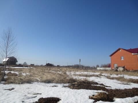 Продается земельный участок 15 сот. в с. Кузьмищево, ул. Дачная д.2 - Фото 4