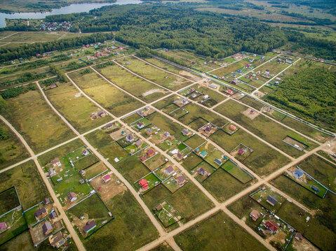 Продается земельный участок в д. Бражниково, Волоколамский р-н - Фото 1