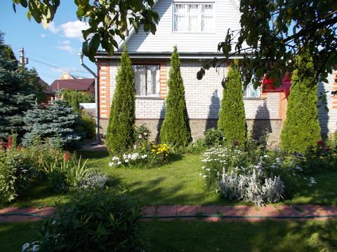 Продается участок с домом го Балашиха, д.русавкинороманово ул.Гранична - Фото 3