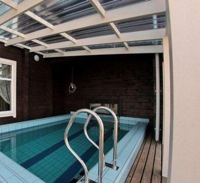 Двухэтажный коттедж с бассейном мкр Кола - Фото 4