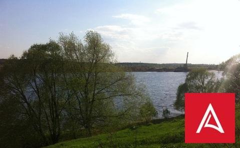 Участок 17 соток д. Абрамово, Кимрский район, 2-я линия Волги - Фото 3