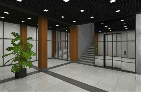 Продажа офиса 2501.4 м2, - Фото 1