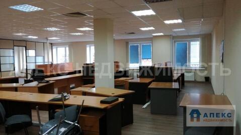 Аренда офиса 355 м2 м. Бауманская в бизнес-центре класса В в Басманный - Фото 5