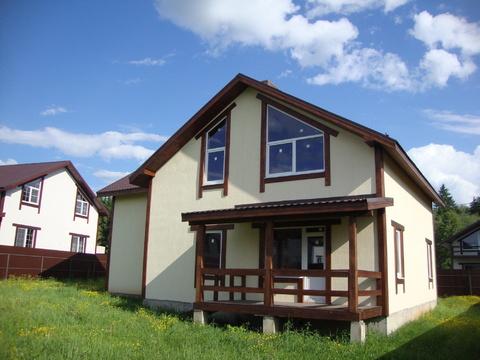 Продаётся новый дом 225 кв.м с уч. 10 сот.- 35 км от МКАД - Фото 5