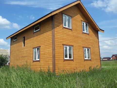 Продается деревянный дом на 8 сот. с.Малышево, Раменский район - Фото 3