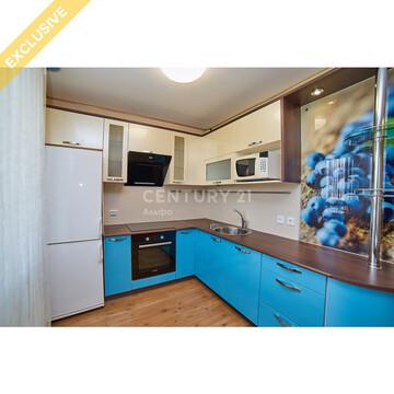 Продажа 3-к квартиры на 5/5 этаже на Скандинавском пр, д. 2 - Фото 2