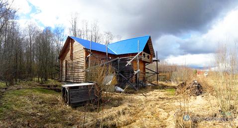 Капитальная рубленная дача 140 кв.м. в Волоколамском районе - Фото 2