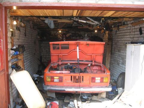Не дорогой гараж в центре города, ГСК Чайка - Фото 5