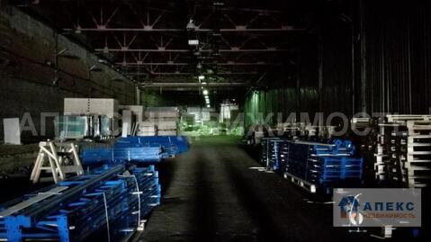 Аренда склада пл. 2175 м2 Мытищи Ярославское шоссе в складском . - Фото 3