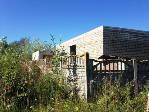 Недостроенный дом д. Зеньково - Фото 2