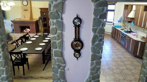 Звенигород. Дом 360 м2 в аренду. Новорижское ш, 35 км от МКАД - Фото 5