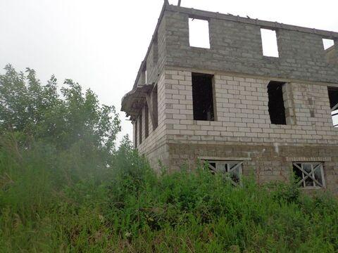 Незавершенный строительством объект жилого дома пл 284 м в г. Кашира . - Фото 3